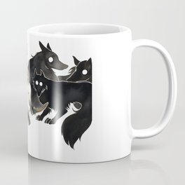 Dean and the wolves Coffee Mug