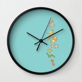 I love pole dancing Wall Clock