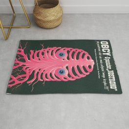 Movie Poster Alien Ridley Scott classic Rug