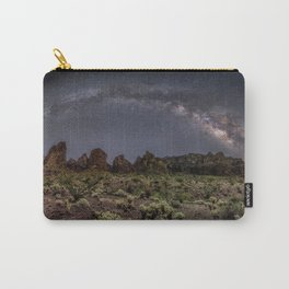 Desert Nightscape Carry-All Pouch