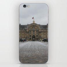 Hotel Des Invalides iPhone & iPod Skin