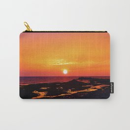 Orange Morning Carry-All Pouch