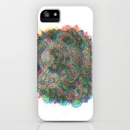 Hallucinations iPhone Case