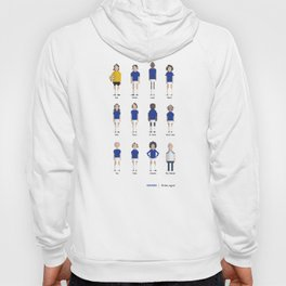 Cruzeiro - All-time squad Hoody