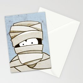 Mummified Stationery Cards