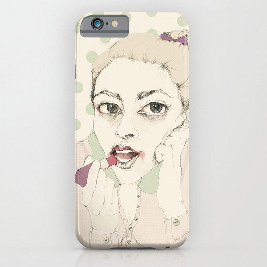 lipstick iPhone & iPod Case