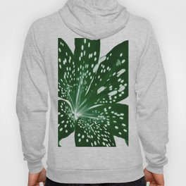 Lily Infrared In Green Hoody