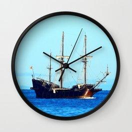 El Galeon Andalucia Wall Clock