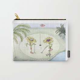Golfin' in Florida Carry-All Pouch