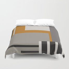 Plugged Into Life Duvet Cover