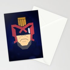 Dredd / Judge Dredd Stationery Cards