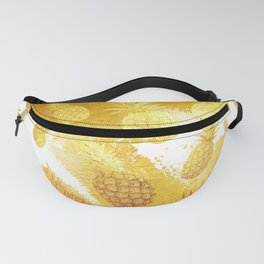 Ananas Fruit Pattern 5 Fanny Pack