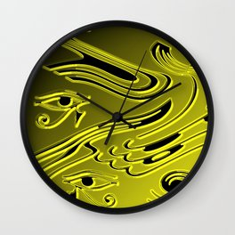 Meeting of Minds Wall Clock