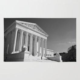 US Supreme Court Rug