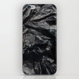 Trash Bag Aesthetic 002 iPhone Skin