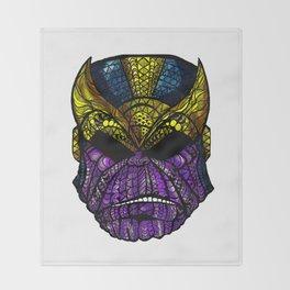 Thanos Throw Blanket