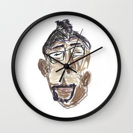 Jeffrey Wall Clock