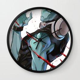 Kekkai Sensen Wall Clock
