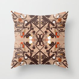 The Blow up Throw Pillow