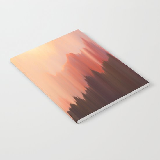 Afternoon Sun Notebook