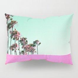 Queen Palms Color Block Pillow Sham