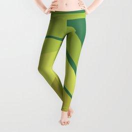 GNOME- Earth Leggings