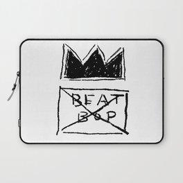 Basquiat Beat Bop Laptop Sleeve