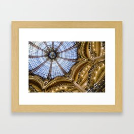 The Galleries Framed Art Print