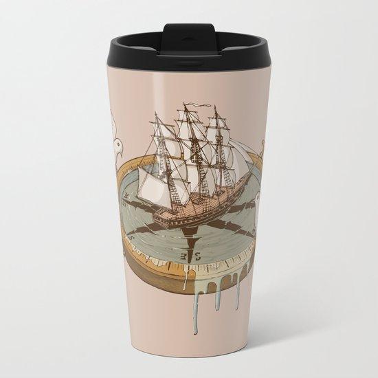 An Odyssey Metal Travel Mug