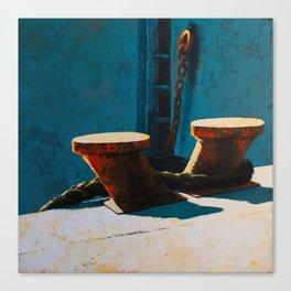 Port Lorient Canvas Print