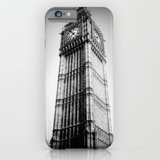 Ben looms in black and white, too. iPhone 6s Slim Case