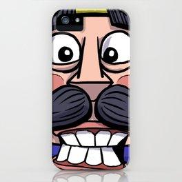 Crackin' up iPhone Case