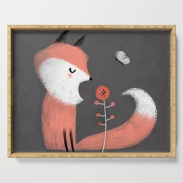 PINK FOX Serving Tray
