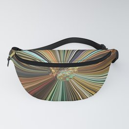 Fall Color Ball Fanny Pack