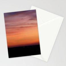 Sunset Landscape Stationery Cards