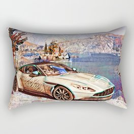 Travel In Style Colection AM Rectangular Pillow
