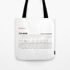 Rolland TR-909 Tote Bag