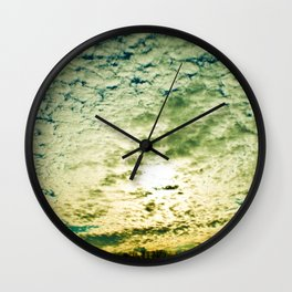Space Telescope  Wall Clock