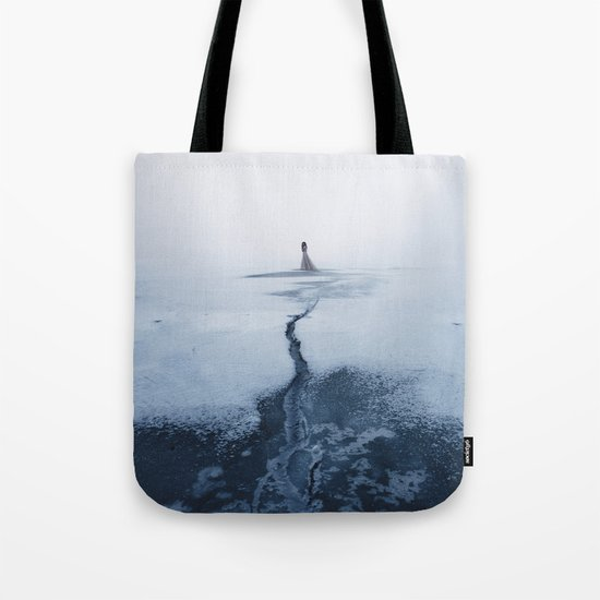 Winter's Sorrow Tote Bag