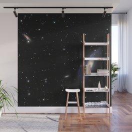 Spiral Galaxy M106 Wall Mural