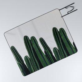 Cactus I Picnic Blanket