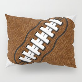 Fantasy Football Super Fan Touchdown Pillow Sham
