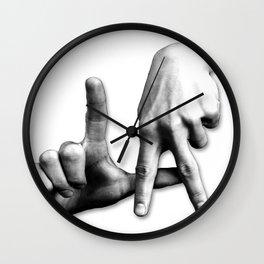 Los Angeles Wall Clock