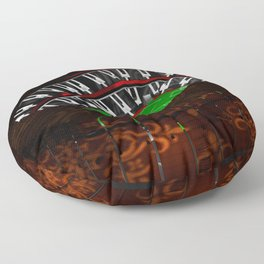 The Māori Floor Pillow