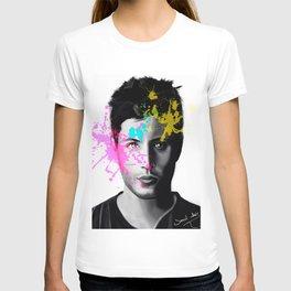 Jensen Ackles Art T-shirt