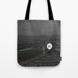 Not Found Tote Bag