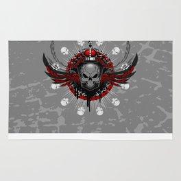 Skull King Rug
