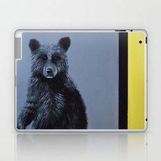 Minimalist Bear Laptop & iPad Skin
