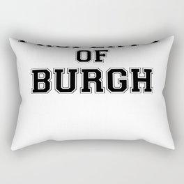 Property of BURGH Rectangular Pillow