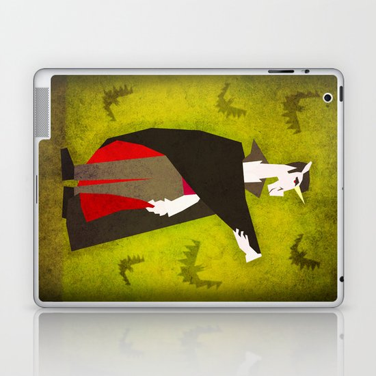 Dracula Unicorn Laptop & iPad Skin